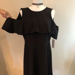 NANETTE LAPORE ADORABLE BLACK DRESS size 8 NWT